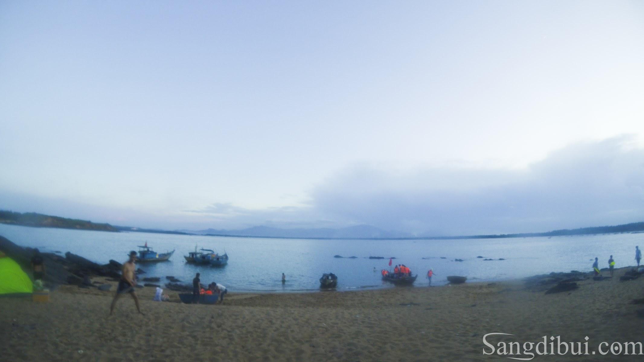 Đảo Tam Hải QUảng Nam