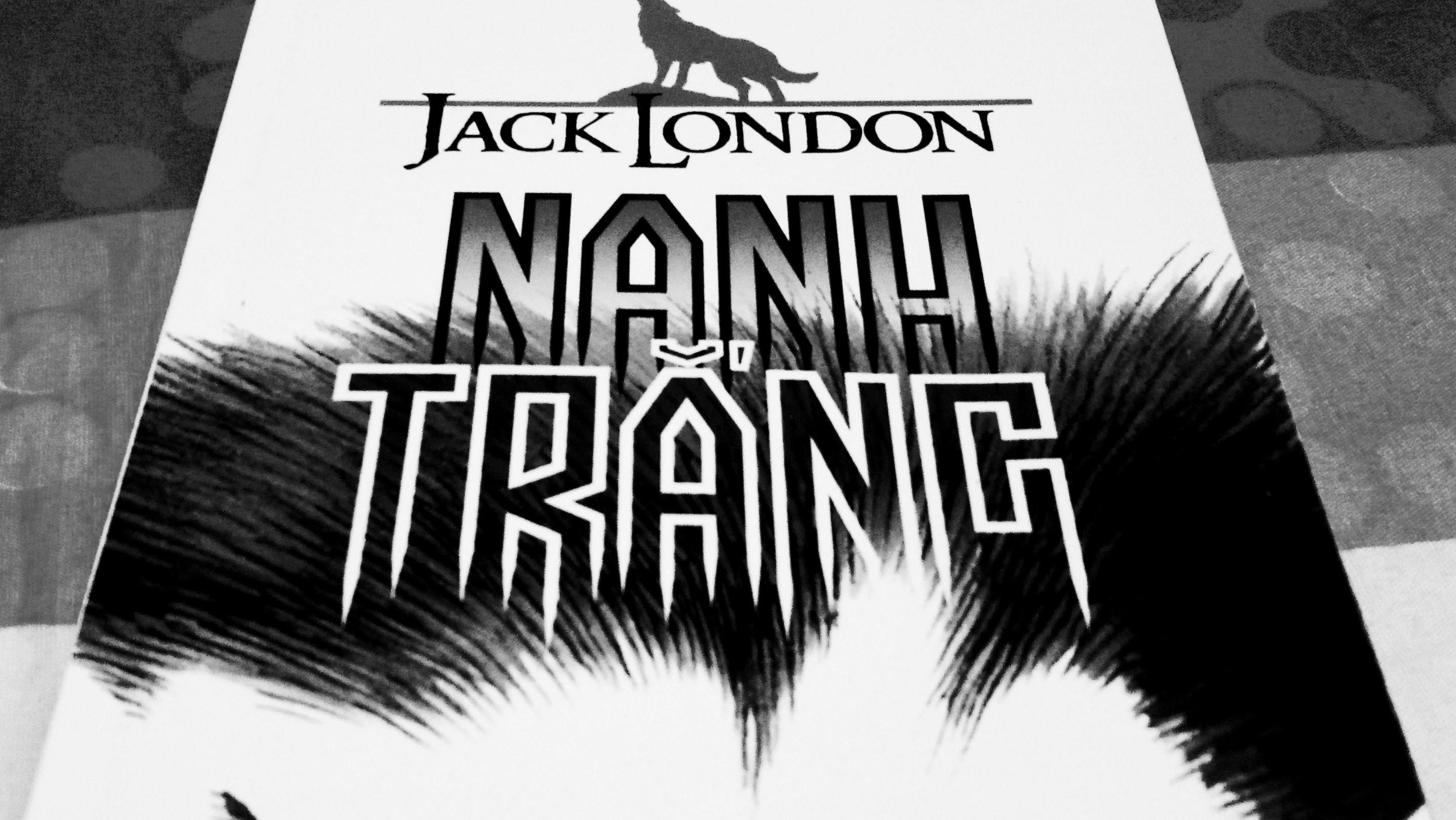 Review sách Nanh Trắng - Jack London