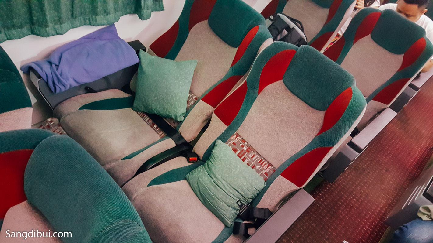 Xe bus đi Penang