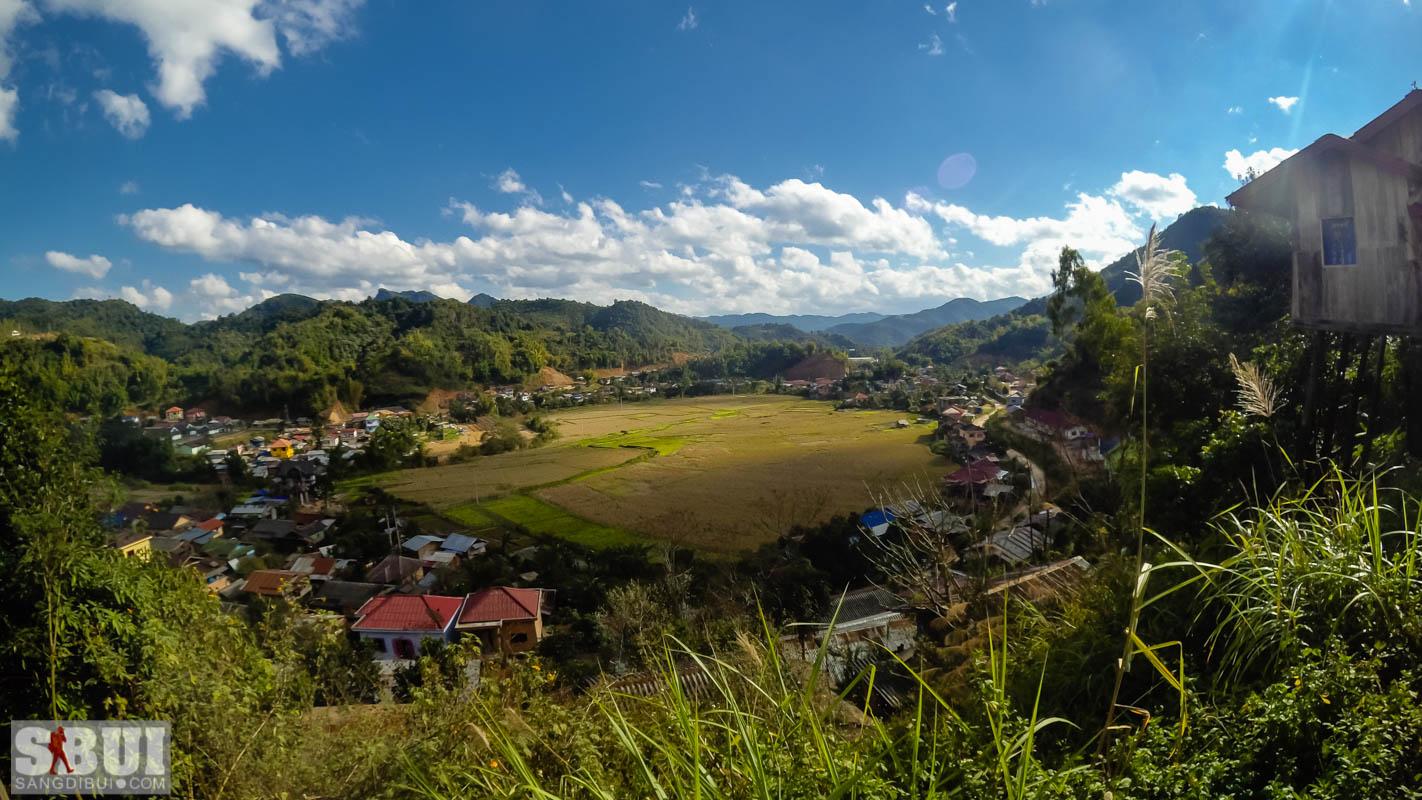 Phượt Bụi Lào
