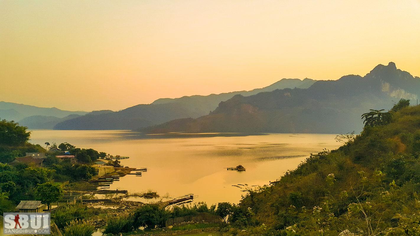 Phượt thủy điện Sơn La