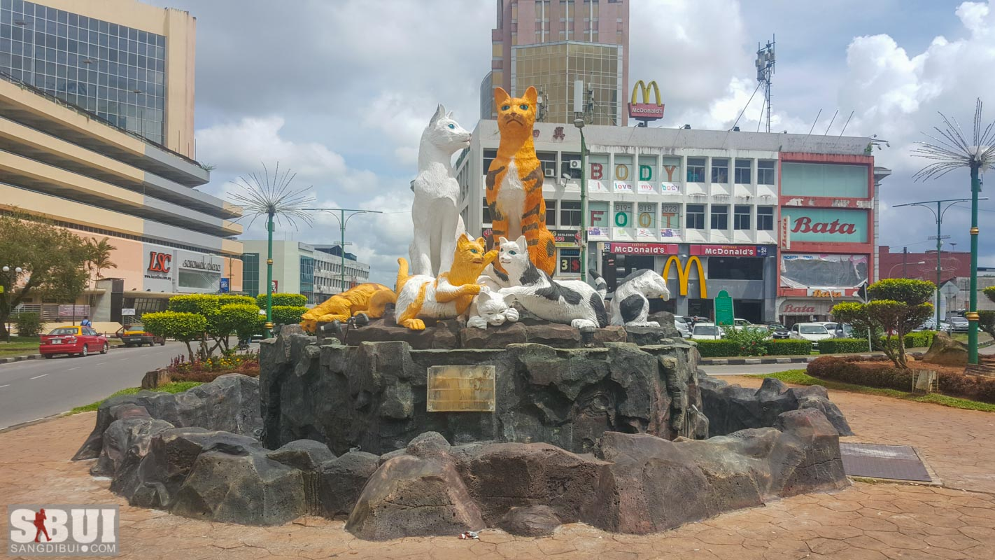 Đi bụi Borneo