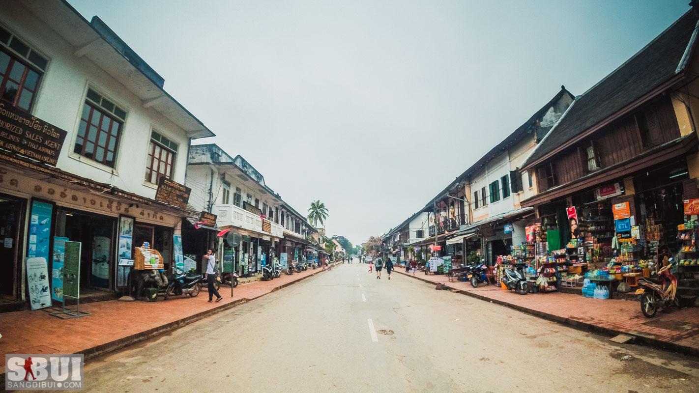 Phượt Luang Prabang