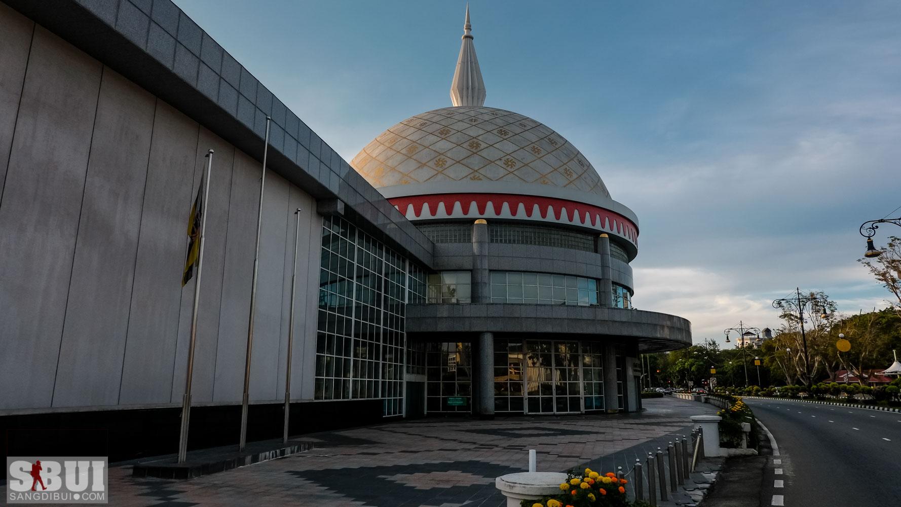 Du lịch bụi khám phá Brunei