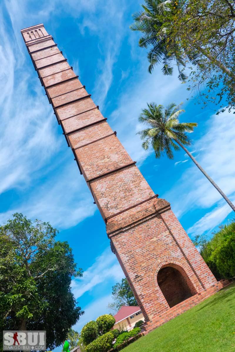 Du lịch bụi Labuan