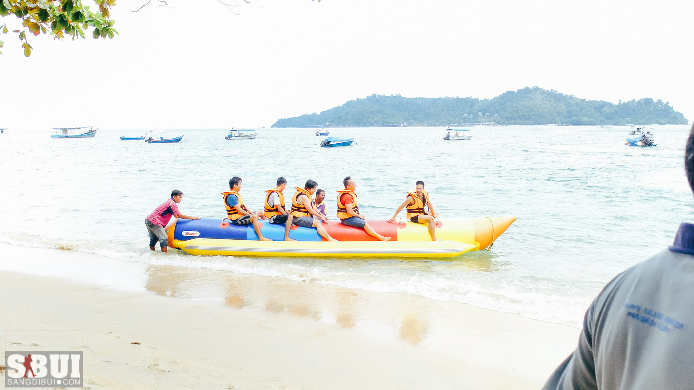Du lịch bụi đảo Pangkor