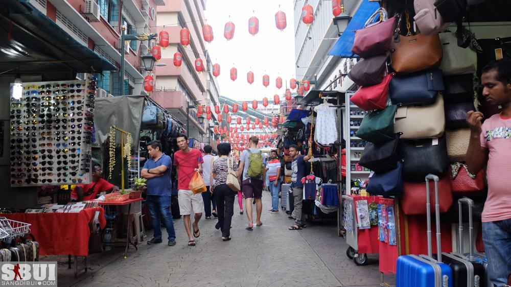 Khám phá Chinatown
