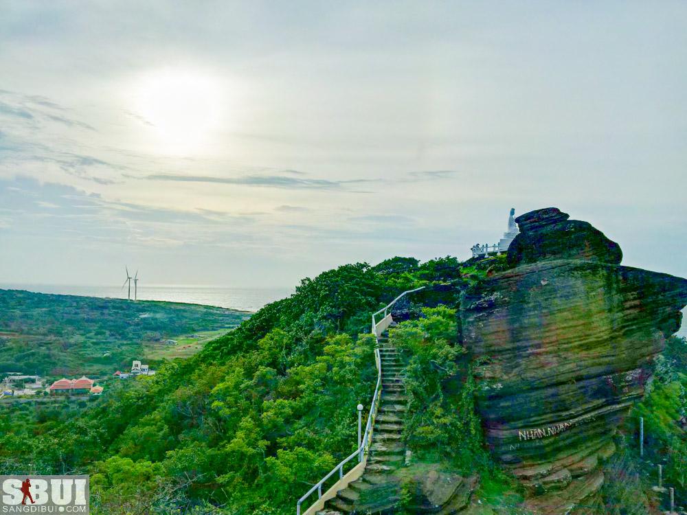Du lịch bụi đảo Phú QUý