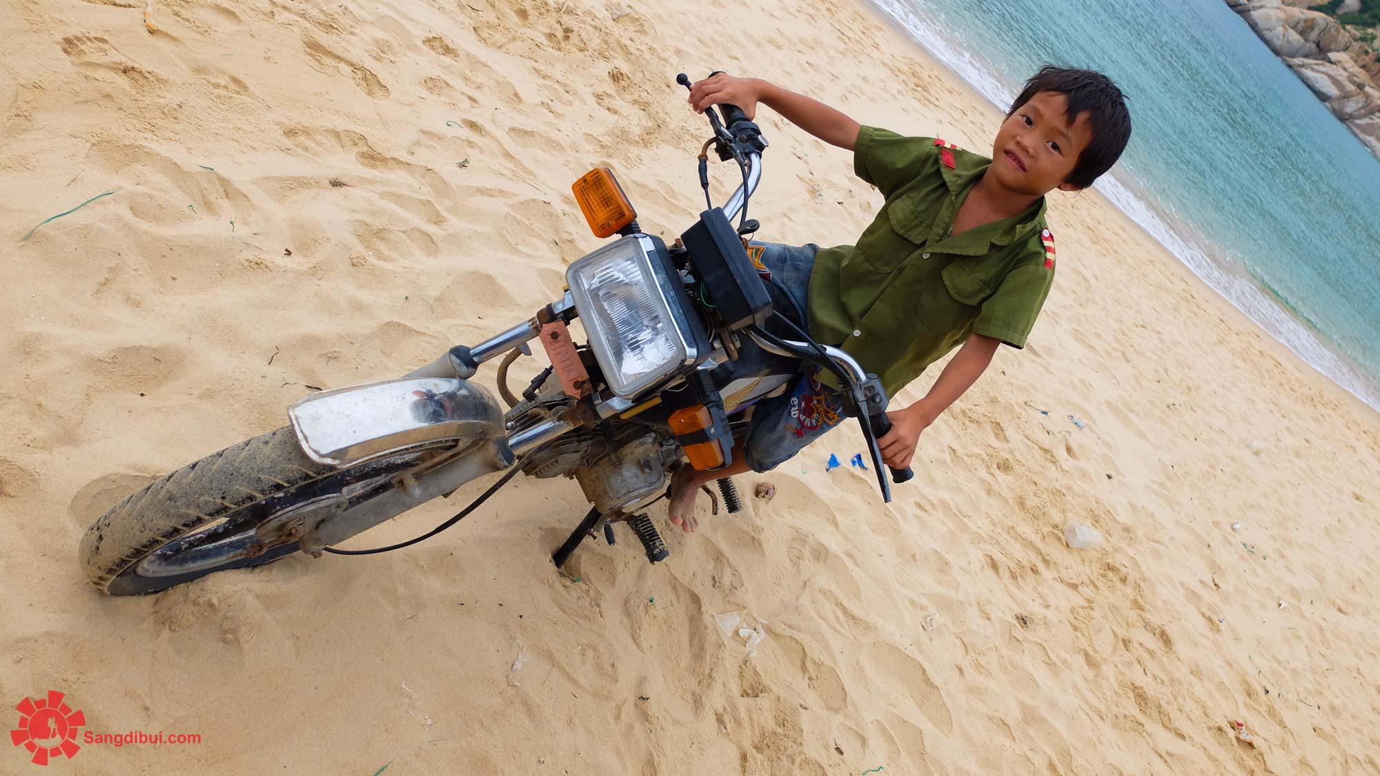 Kinh nghiệm du lịch cắm trại Mũi Dinh
